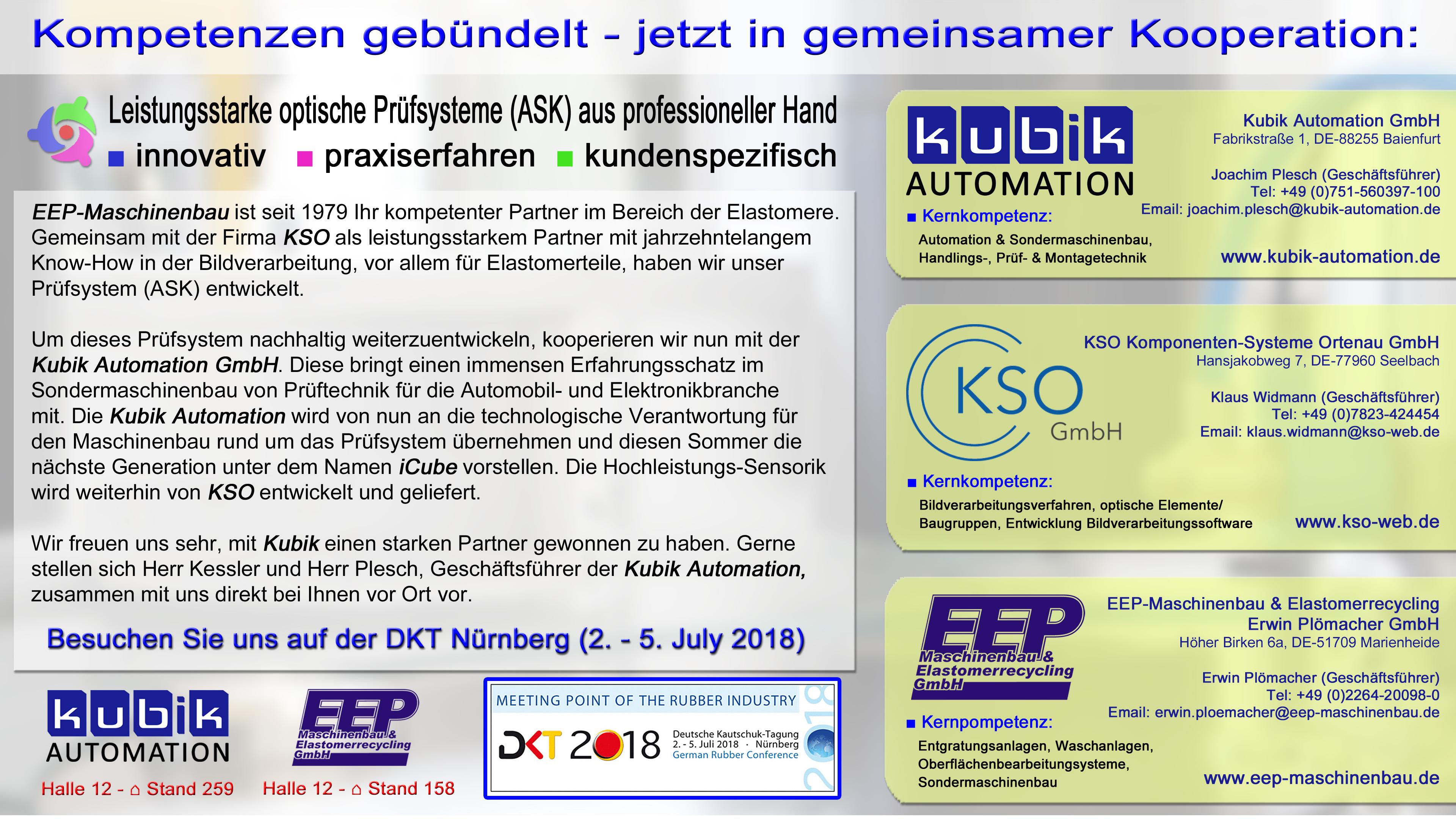 Prüfsysteme - EEP Maschinenbau GmbH